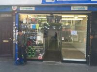 SHOP SPACE TO LET