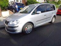 Volkswagen Touran 1.9 TDI S MPV 5dr (7 Seats) 2009 PCO BADGE bargain quick sale