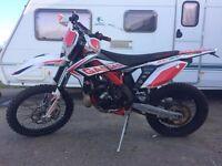 Gas Gas EC 200cc 2015 Motorbike
