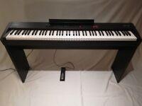 Roland Portable FP-4 Digital Stage Piano plus accessories, excellent condition
