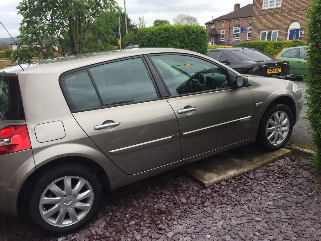 renault megane 2008 automatic 1 6 petrol in macclesfield cheshire gumtree. Black Bedroom Furniture Sets. Home Design Ideas