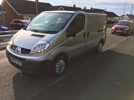 Renault Trafic 2.0 DCI 115, 2007, 12 Month MOT With Service History and Reliable