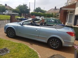 £1800 o.n.o. For a quick sale. Vauxhall Astra twin top convertible 1.6 petrol