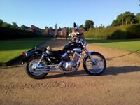 For sale yamaha virago 535cc 1993 nice condition low miles
