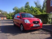 2007 KIA PICANTO LS ONE OWNER 85k FULL SERVICE HISTORY