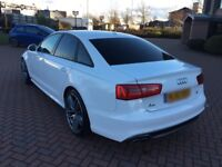 """2012 Audi A6 S Line Black Edition 2.0 TDi - Fully Loaded 20"""" RS6 Alloys - FASH - Hpi Clr - A3 A7 A5"""