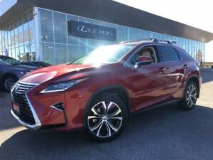2016 Lexus RX 350 LUXURY, NAVI, LEATHER, ROOF