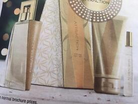 Avon Attraction for her edp giftset