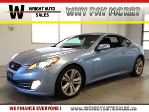 2010 Hyundai Genesis Coupe 3.8| LEATHER| SUNROOF| HEATED SEATS|