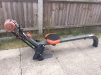 Body sculpture rowing machine and gym vgc Can deliver