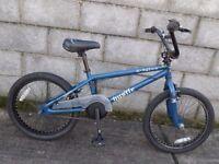 bmx bike hustle 20''