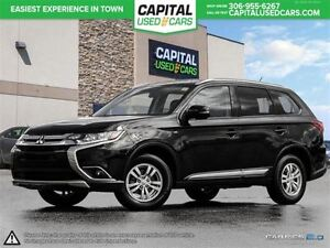 2016 Mitsubishi Outlander SE * Hands Free Calling * Heated Seats