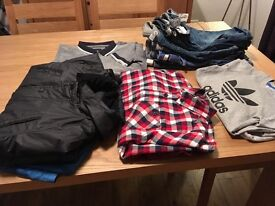 Boys clothes aged 5-7