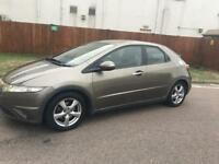2008 Honda Civic SE Automatic 1.4 Petrol