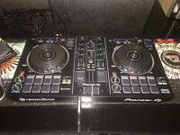Pioneer ddj-rb & pioneer dm-40 monitor speakers