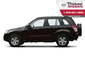 2008 Suzuki Grand Vitara JLX/4WD/SUNROOF/LTHR /HEATED SEATS