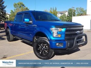 2015 Ford F-150 Lariat SuperCrew 157""