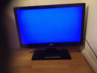 """Toshiba Regza 37"""" Widescreen 1080p, Full HD LCD TV With Stand - Good Working Order"""