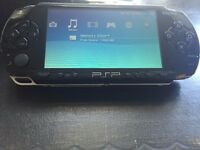 SONY PSP - GREAT CONDITION FULLY WORKING