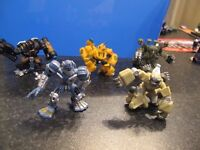 TRANSFORMERS HASBRO 2006+2007 FIGURES EXCELLENT CONDITION VARIOUS SOME METAL SOME PLASTIC £3 each