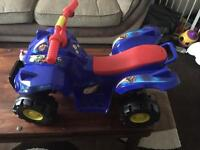 Bo quad bike