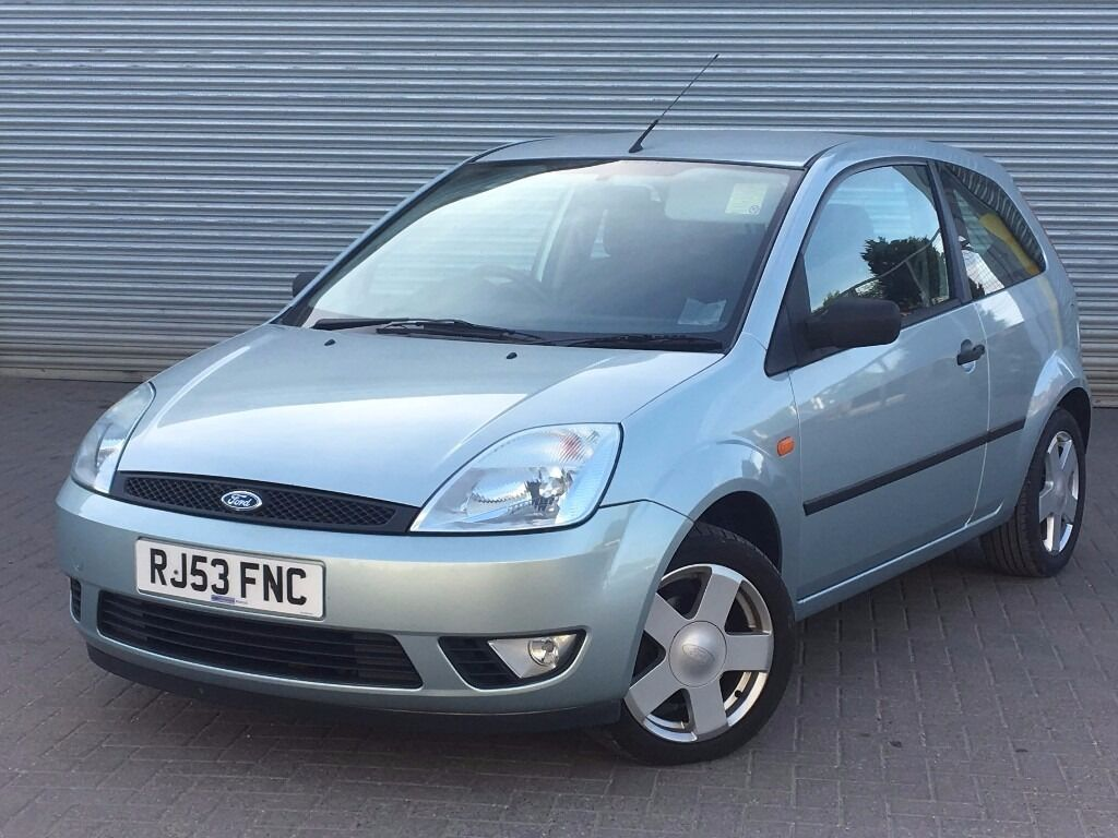 2004 ford fiesta zetec 1 4 engine 3 doors long mot great history in poole dorset gumtree. Black Bedroom Furniture Sets. Home Design Ideas