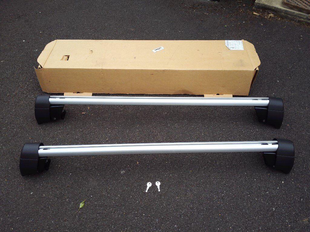Genuine Vauxhall Zafira B Roof Bars Part Number 93199522
