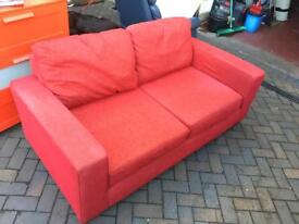Settee reasonable offer will be accepted