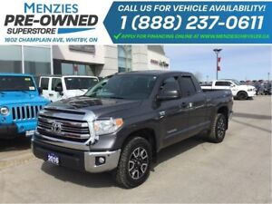 2016 Toyota Tundra SR5 TRD 4x4, Cam, ONE OWNER, Clean Carproof