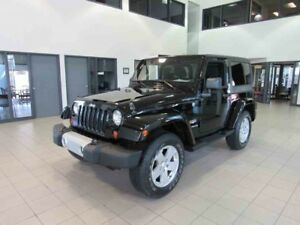 2011 Jeep Wrangler 2 dr Sahara