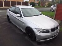BMW 320D GOOD CONDITION INSIDE AND OUT - FSH AND 6 MONTHS MOT