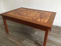 Vintage Retro Mid Century Danish Coffee Table/Side Table