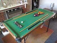 Medium Snooker/Pool Table