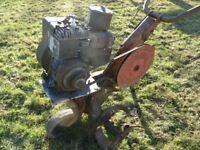 Rotovator, Crotovator, Spares or Repaires Carb needs a clean out