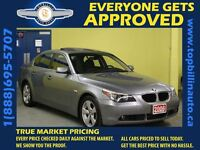 2006 BMW 530 xi *6 Speed Manual*Leather*Roof*