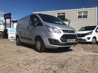 THE YARD 2015 FORD TRANSIT CUSTOM £7995.00 CRAZY PRICES