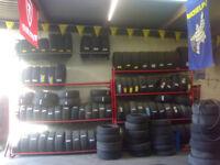 """part worn tyres / new tyres 16"""" 17"""" 18"""" 19"""" 20"""""""