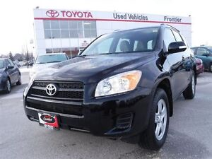 2012 Toyota RAV4 TOYOTA CERTIFIED PRE OWNED