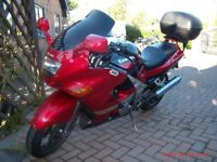 Kawasaki ZZR600 in amazing condition for year see photos