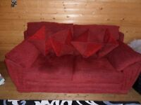super sofa bed, good condition.