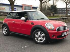MINI COOPER 2008 (57 REG)*£2999*LOW MILES*LONG MOT*FULL SERVICE HISTORY*PX WELCOME*DELIVERY