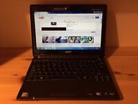 "ACER ASPIRE ONE ZG8|2GB RAM|160GB STORAGE|WINDOWS 7| 10.1"" SCREEN LAPTOP/NETBOOK"