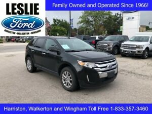 2011 Ford Edge SEL | FWD | Accident Free | Heated Seats