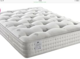 Brand new bensons comfort 3 pocket sprung mattress £575 (was £699)