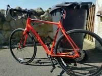 Cannondale synapse bike road bike
