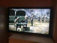 """LG 42"""" tv HD excellent condition"""