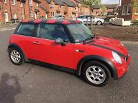 2001 MINI ONE 1.6 SUPPLIED WITH 1 YEAR MOT IMMACULATE CONDITION THROUGHOUT!