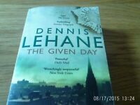 Dennis Lehane - The Given Day - 2008 paperback book