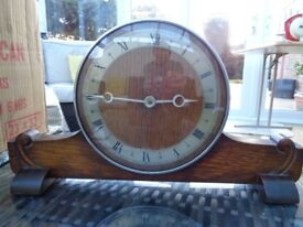 1930's Mantle Clock