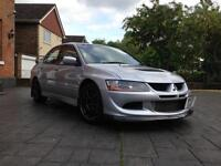 Mitsubishi Evolution 8 MR Evo